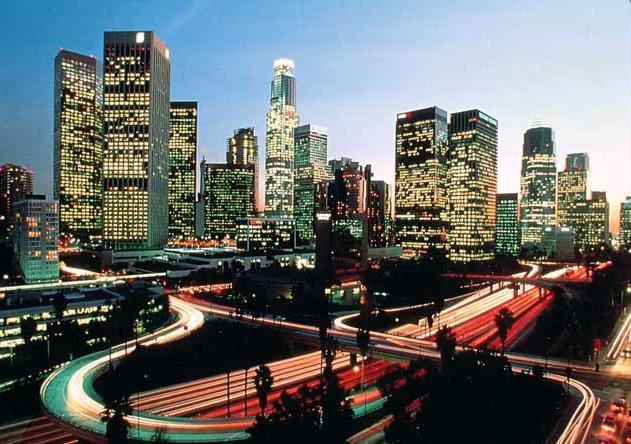 LOS ANGELAS'DA GEZİLECEK YERLER
