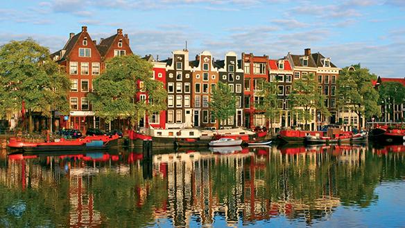HOLLANDA'DA GEZİLECEK YERLER
